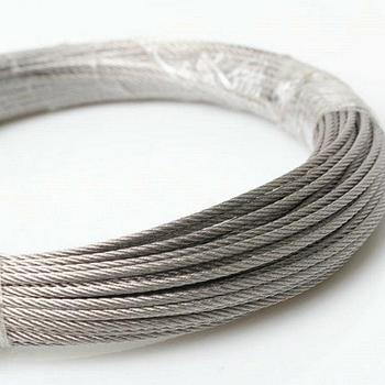 Канат стальной оцинкованный 8,1 мм ГОСТ 7669-80