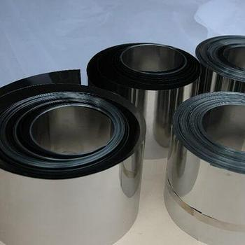 Лента танталовая ТВЧфольга(рулон) 0,05 х 63