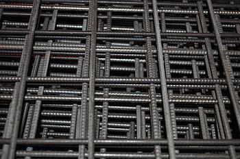 Сетка арматурная сварная А500С 100х100х6