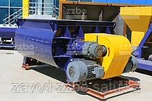 Двухвальный бетоносмеситель БП-2Г-2250