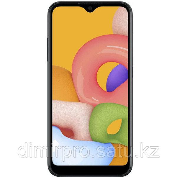 Samsung Galaxy A01 2/16Gb черный
