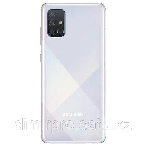 Samsung Galaxy A71 6\128Gb серебристый
