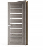 Межкомнатные двери Doren М108 Дуб неаполь Серый 900