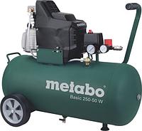 Компрессор поршневой METABO Basic 250-50 W [601534000]