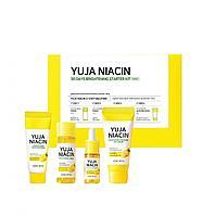 Some By Mi Набор Миниатюр с Юдзу для Выравнивания Тона Yuja Niacin 30 Days Brighteting Starter Kit