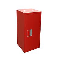 Шкаф для огнетушителя (1шт) ШП-О-05 угловой (до ОП-10)