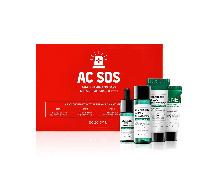 Some By Mi Набор Миниатюр с Кислотами для Проблемной Кожи AC SOS AHA/BHA/PHA/ 30 Days Miracle Kit