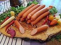 Съедобные оболочки и пленки для сосисок, сарделек и рулетов.