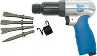 Пневмомолоток SUMAKE ST-M3009/H в комплекте 4 зубила [8096320]