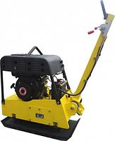 Виброплита ZITREK CNP 330-3 AES дизельный двигатель LONCIN, реверсивная [091-0071]
