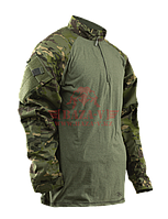 Тактическая рубашка TRU-SPEC TRU® 1/4 Zip Combat Shirt (Multicam) 50/50 Cordura® NyCo Ripstop (Multicam