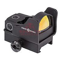 Коллиматорный прицел Sightmark® SM26007 Mini Shot PRO Spec Reflex Sight w/Riser Mount, фото 1