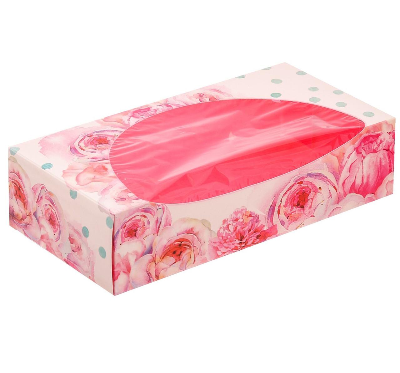 Коробка складная «Только для тебя», 10 х 20 х 5 см