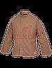 Китель тактической формы TRU-SPEC TRU® Shirt Однотонный 65/35 PC Ripstop (Olive drab)