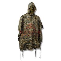 Пончо TRU-Spec Military Poncho (WOODLAND DIGITAL), фото 1