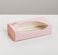 Коробка складная «Нежность», 20 x 10 x 5 см