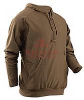 Флисовый худи TRU-SPEC 24-7 Series® Grid Fleece Hoodie (Coyote)