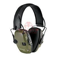 Активные наушники HOWARD LEIGHT Impact Sport Electronic Earmuffs R-01526 США (OD GREEN), фото 1