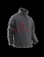 Кофта флисовая TRU-SPEC Men's 24-7 SERIES® Zip Thru Grid Fleece Pullover (Black)