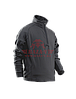 Кофта флисовая TRU-SPEC Men's 24-7 SERIES® Zip Thru Grid Fleece Pullover (Charcoal Grey)
