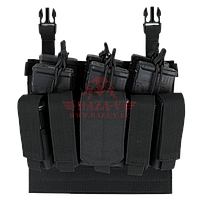 Платформа с подсумками под 6 магазинов М4 и 6 пистолетных магазинов на Velcro Condor 221141: VAS Recon Mag