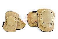 Защитные налокотники/наколенники, комплект, фото 1