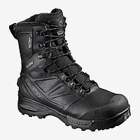 Зимние ботинки Salomon Toundra Forces CSWP (Black) (10, Black), фото 1