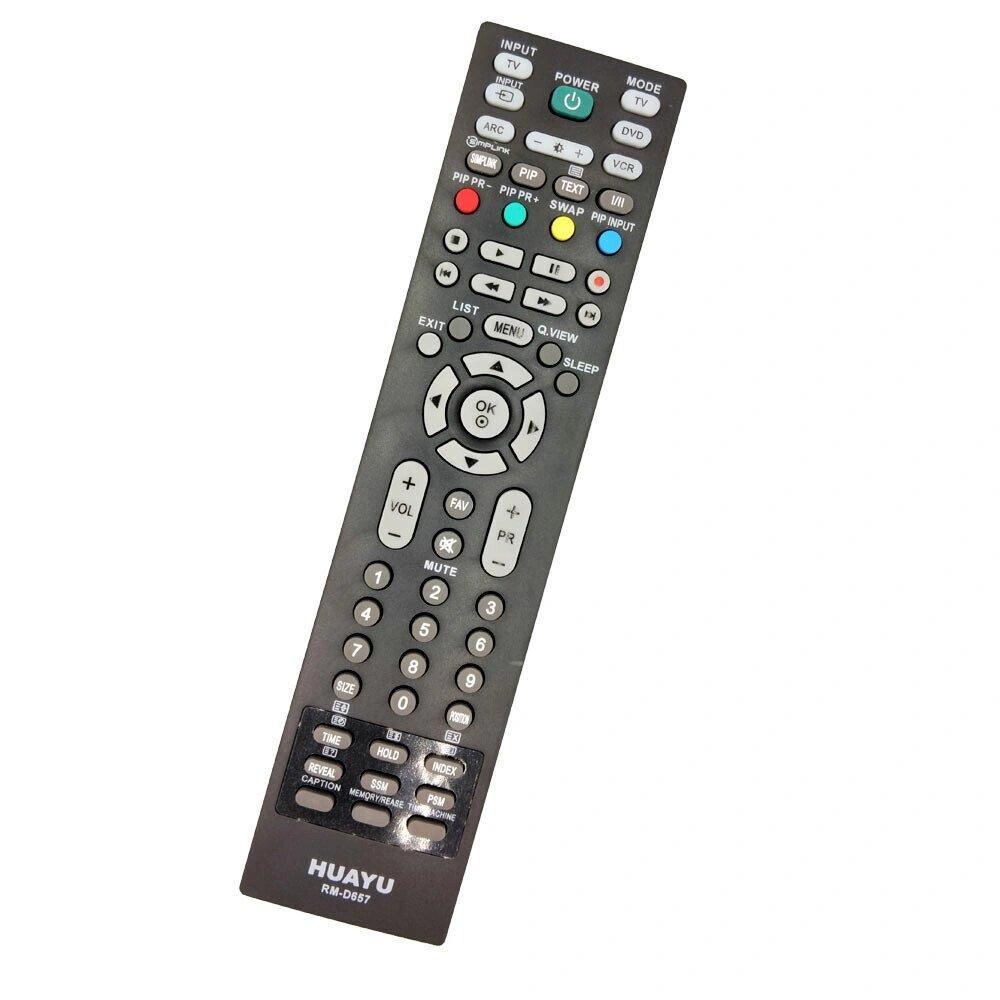 Универсальный пульт для телевизоров LG, HUAYU RM-D657 - фото 2