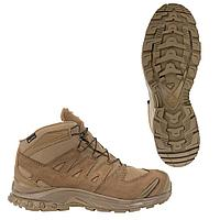 Тактические ботинки для спецназа Salomon XA Forces MID GTX 2020 (Coyote) (11, Coyote), фото 1