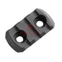 Крепление для оптики Magpul® M-LOK Polymer Rail, 3 Slots MAG589 (Black)