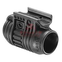 """Крепление для тактического фонаря/ЛЦУ FAB-Defense PLA 1"""" (25 мм)"""