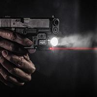 Подствольный пистолетный фонарь с ЛЦУ TLR-8 StreamLight®, светодиод 500 люмен, фото 1
