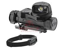 Тактический налобный фонарь PETZL® STRIX VL с белым и цветным светом, фото 1