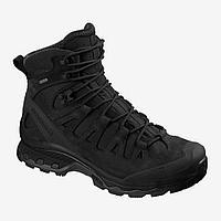 Тактические ботинки, стойкая к проколам подошва Salomon Quest 4D GTX Forces 2 EN (Black) (10, Black), фото 1