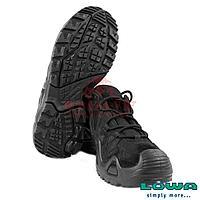 Тактические кроссовки LOWA Zephyr GTX LO TF (Black) (8.5, Black)