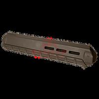Цевье Magpul® MOE® M-LOK® Hand Guard, Rifle-Length для AR15/M4 MAG427 (Olive drab), фото 1