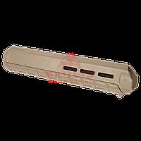 Цевье Magpul® MOE® M-LOK® Hand Guard, Rifle-Length для AR15/M4 MAG427 (Flat Dark Earth), фото 1