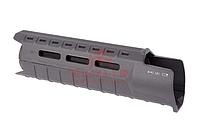Цевье Magpul® MOE SL™ Hand Guard, Carbine-Length для AR15/M4 MAG538 (Grey), фото 1