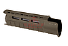Цевье Magpul® MOE SL™ Hand Guard, Carbine-Length для AR15/M4 MAG538 (OD GREEN)