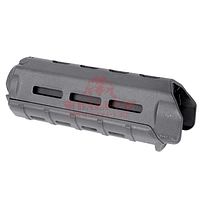 Цевье Magpul® MOE® M-LOK® Hand Guard, Carbine-Length для AR15/M4 MAG424 (Grey), фото 1