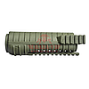 Цевьё трёхрельсовое FAB-Defense FGR-3 для M4/M16/AR15 (Olive Green)