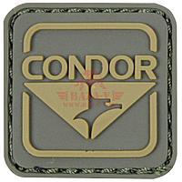 Патч Condor 18001: Emblem PVC (10шт) (Green)