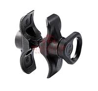 Антабка Magpul® Forward Sling Mount – Mossberg® 590A1 MAG493 (Black), фото 1