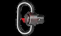 Быстросъемная кнопочная антабка FAB-Defense SLS QD Port (Black)