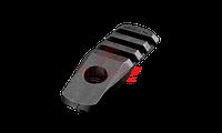 Планка Пикатинни, полимерная Magpul® MOE® Cantilever Rail MAG437 (Black), фото 1