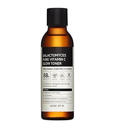 Some By Mi Тонер для сияния кожи с Витамином С Galactomyces Pure Vitamin C Glow Toner / 200 мл.
