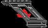 Универсальная планка Пикатинни/Вивера FAB-Defense USM для пистолетов