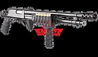 Открытый патронташ FAB-Defense SH-5 для 12 калибра на 5 патронов на планку Пикатинни