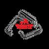 Крышки для магазинов AR15/M4/M16 Magpul® PMAG® Impact/Dust Cover GEN M2 MOE® MAG216 (3шт) (Black)
