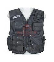 Разгрузочный, универсальный жилет DASTA® 639 Tactical Vest (Black), фото 1